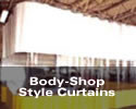 bodyshop style curtains