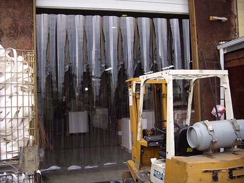 Vinyl Strip Door And Curtains Strip Curtains Com