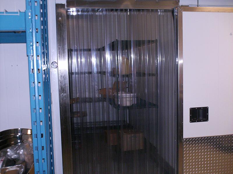 Pvc Cooler And Freezer Strip Doors