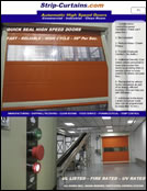 High Speed Door Performance