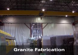 Warehouse Granite Fabrication